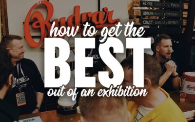 How to get the best out of an exhibition
