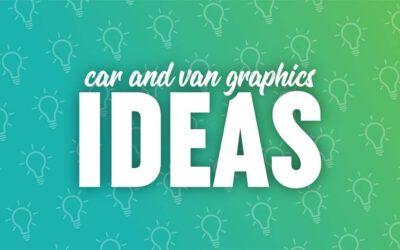 Car and van graphics ideas