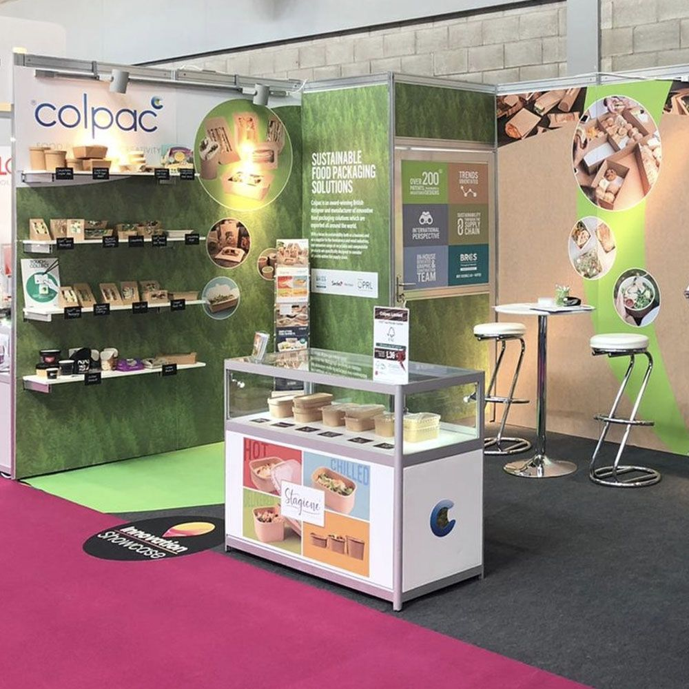 Shell Scheme Graphics - Colpac Packaging Innovation