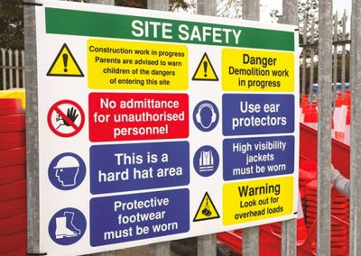 Signs and Graphics Ideas - Signs for Builders