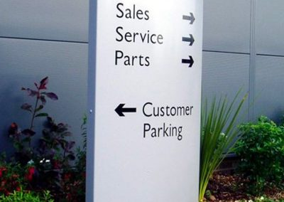 Signs and Graphics Ideas - Totem Signs