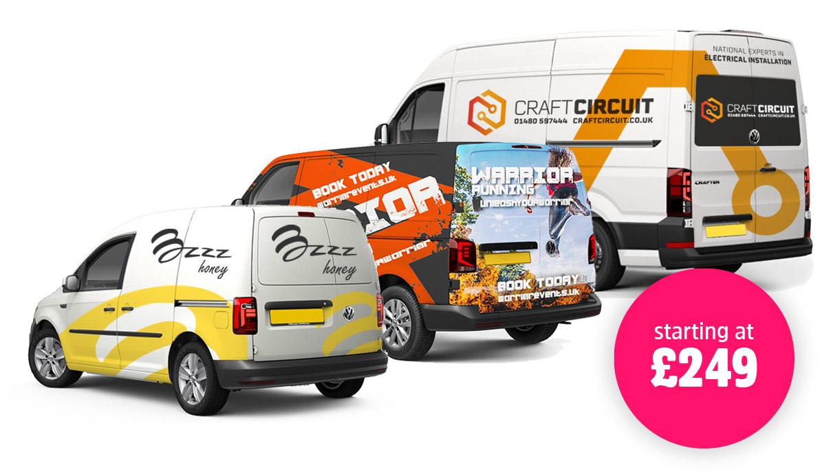 Vehicle Graphics 8