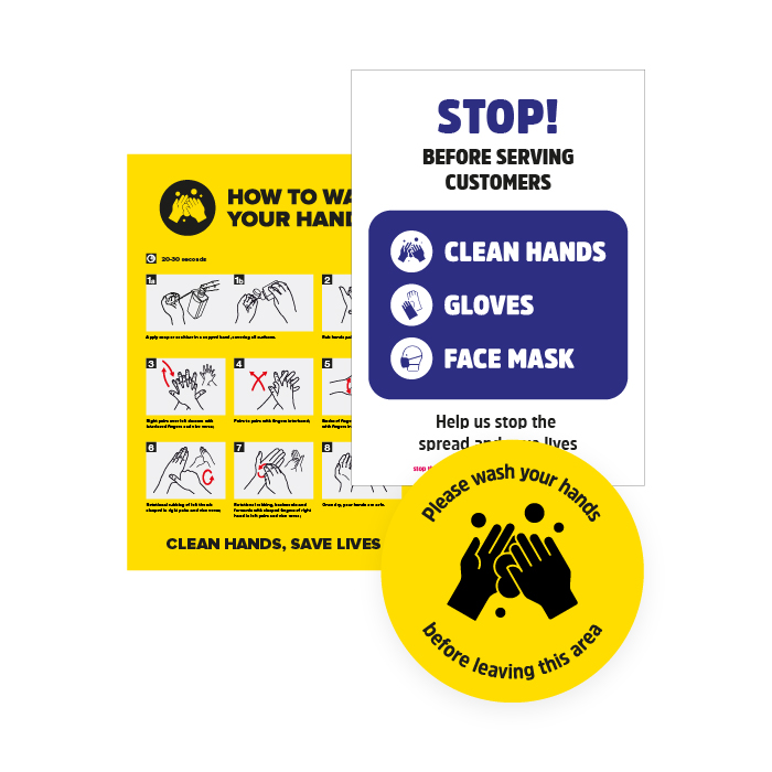 Social distancing stickers for schools 6