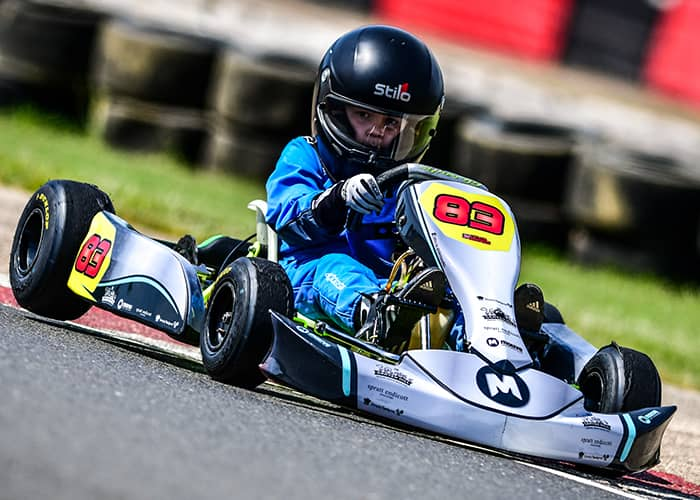 Go Kart Graphics and Stickers