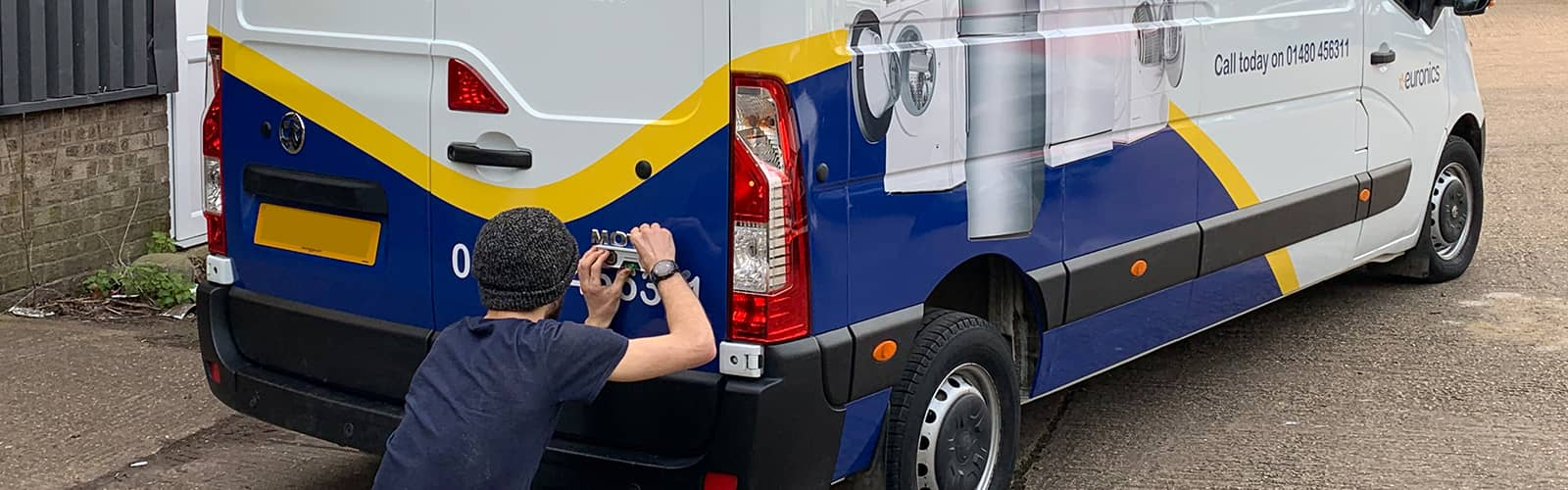 Check the quality of your van graphics