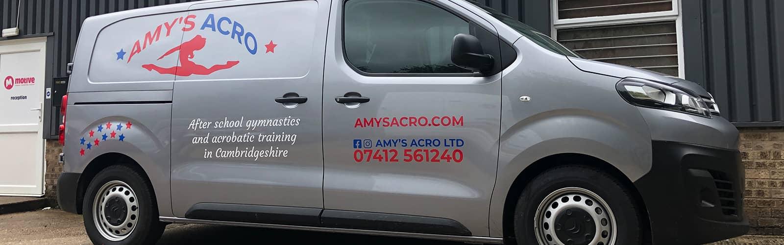 Get your van graphics messaging right