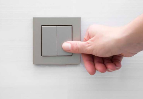 Surface Protection for Light Switches