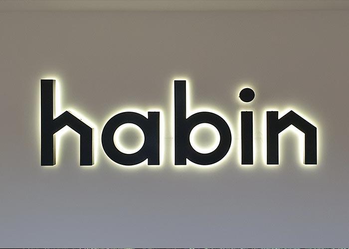 Illuminated Signage Halo Lit