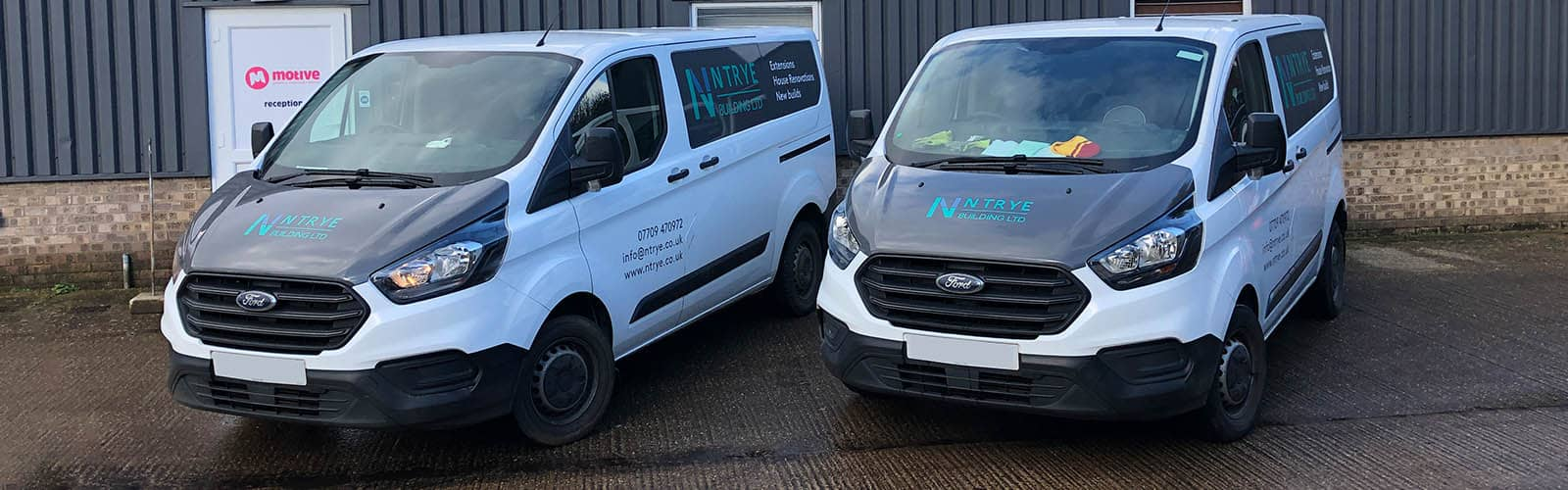 Use your vehicle to advertise with van graphics