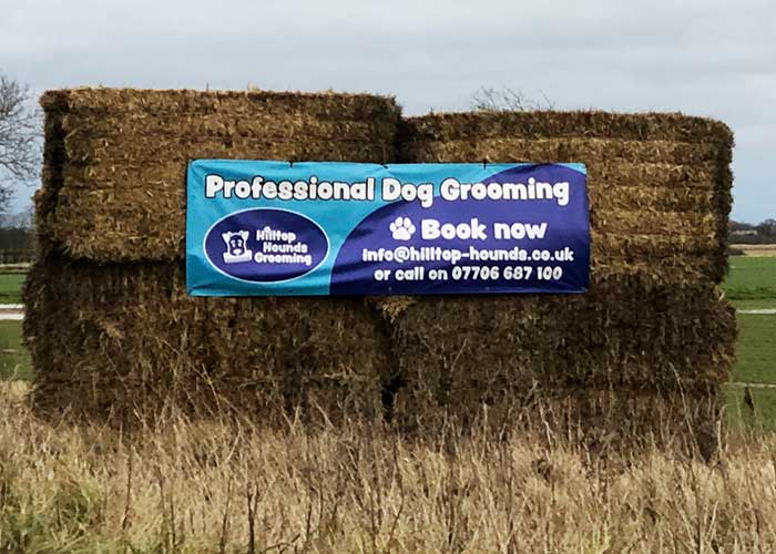Premium PVC Banner Printing Service in St Neots